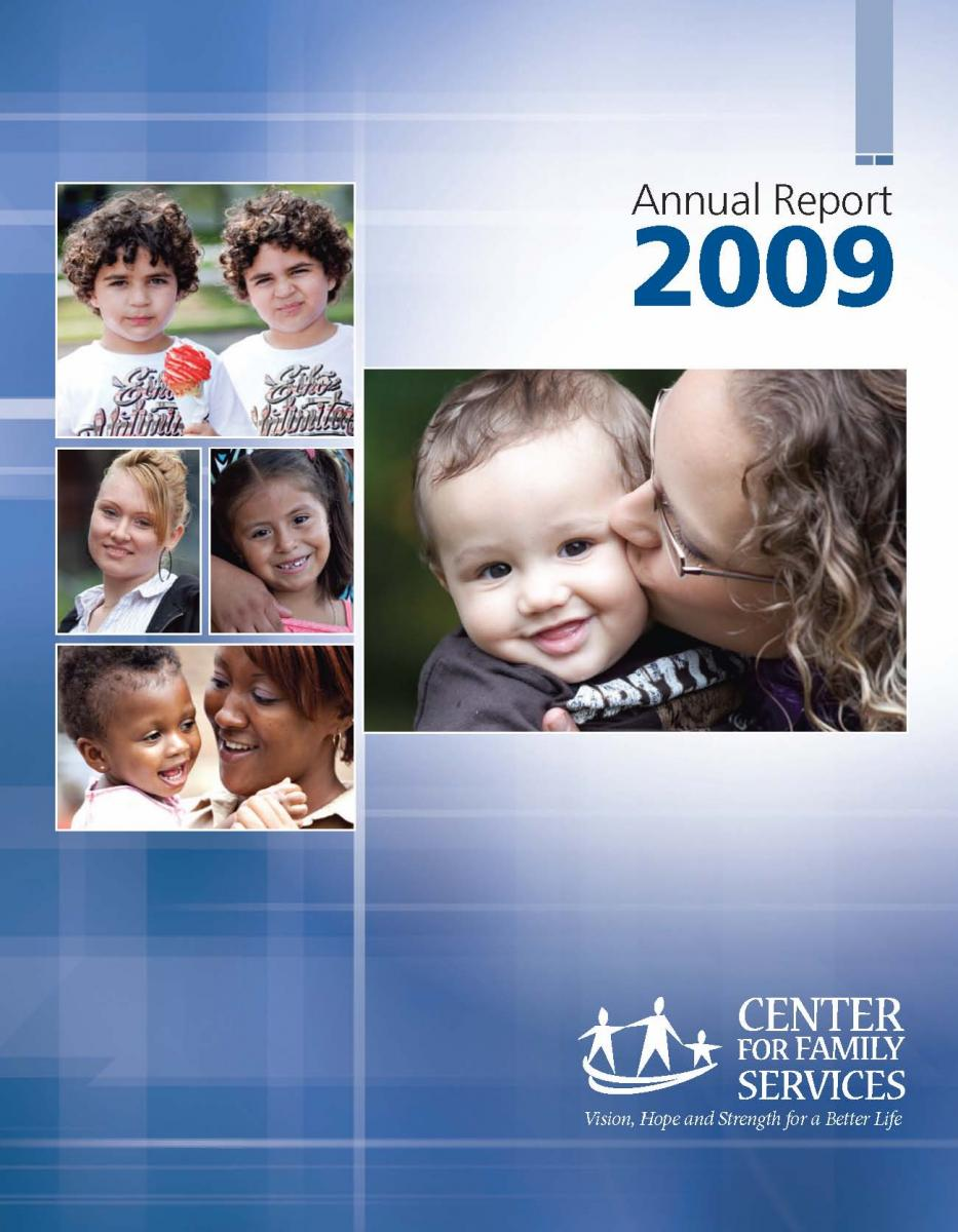 Click here to view or download the 2009 Annual Report